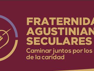 Convite para III CONGRESSO LATINO-AMERICANO DE FRATERNIDADES AGOSTINAS SECULARES CIRCUNSCRIÇÕES DO P