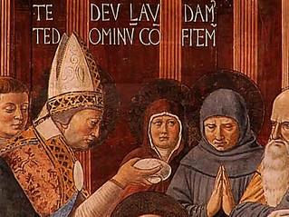 Documentário sobre Santo Agostinho