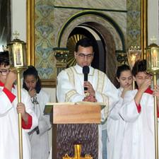 Ordenação Presbiteral de Frei Tailer Douglas Ferreira, da Ordem de Santo Agostinho, no dia 15 de Dez