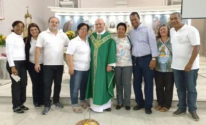 Missa pelo Jubileu de Ouro Sacerdotal do Padre Zézinho
