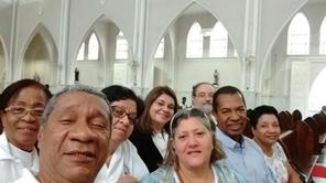 Missa pelo Jubileu de Ouro Sacerdotal do Frei Zézinho