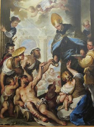 Encontro 25/10/2019 - São Tomás de Vila Nova: O bispo agostiniano dos pobres