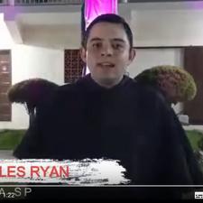 Mês Vocacional - Vídeo com o depoimento de Frei Thales Ryan de Carvalho - OSA