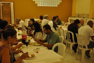 Comemorações de Santo agostinho - 2012