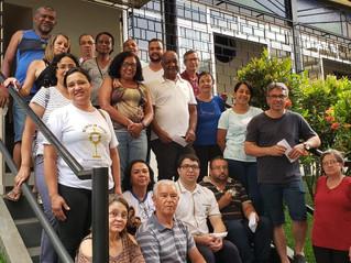 Núcleo Santo Agostinho do Barreiro, Belo Horizonte – MG, vive a revitalização da Fraternidade Agosti