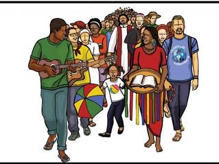 """Mês Missionário: """"A alegria do Evangelho para uma Igreja em saída"""""""
