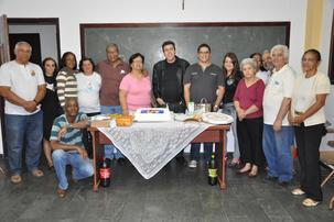 Comemoração do Dia de Santo Agostinho - 2012
