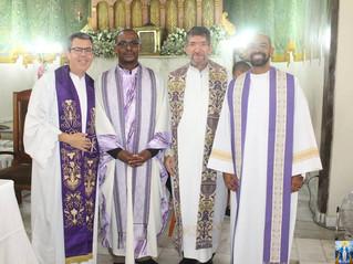 Visita de Frei Alejandro, Prior Geral da Ordem de Santo Agostinho