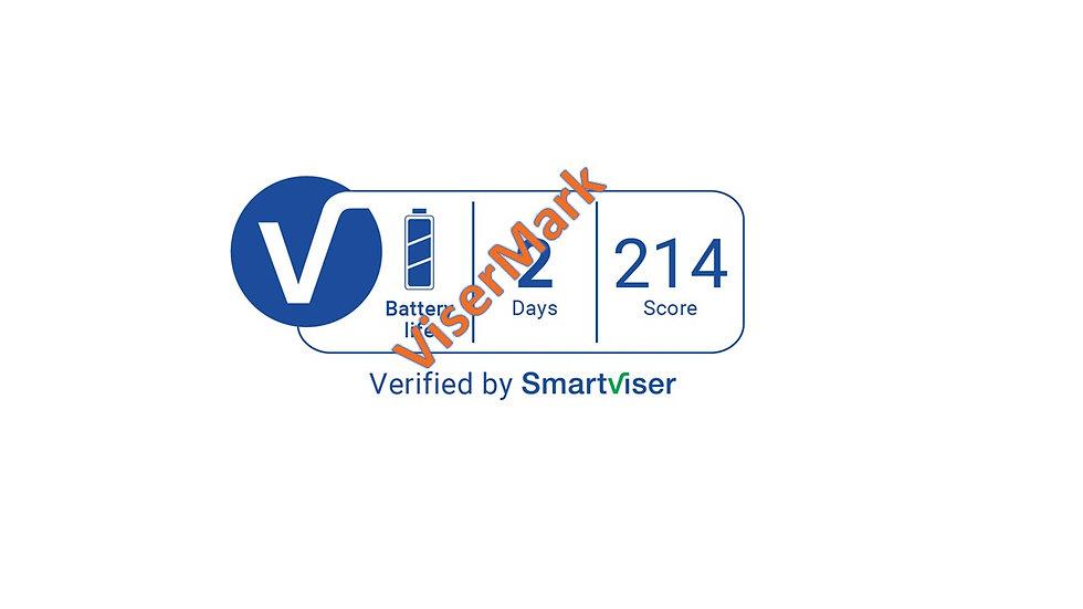 ViserMark Battery Label Score 214