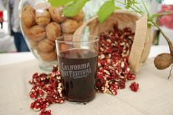 walnuts and wine