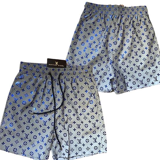High fashion men's beach shorts