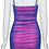 Thumbnail: Reflective fashion mini dress
