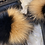 Thumbnail: Real Fur slippers & PVC Candy Clutch