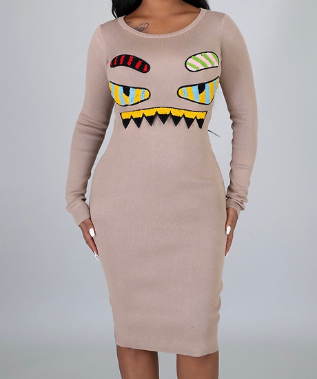 Monster Dress