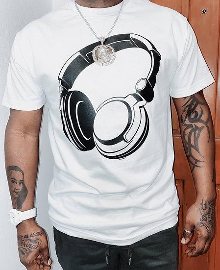 Headphone Tee