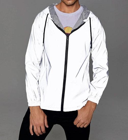 Men reflective jacket