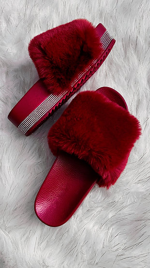 Platform fur slides