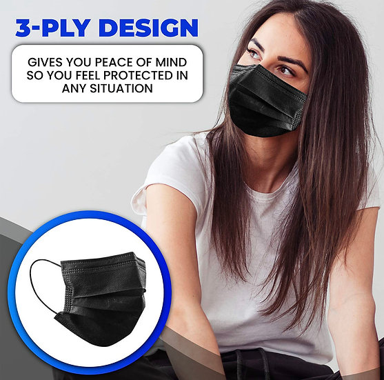 3-PLY Medical face mask/Level 1