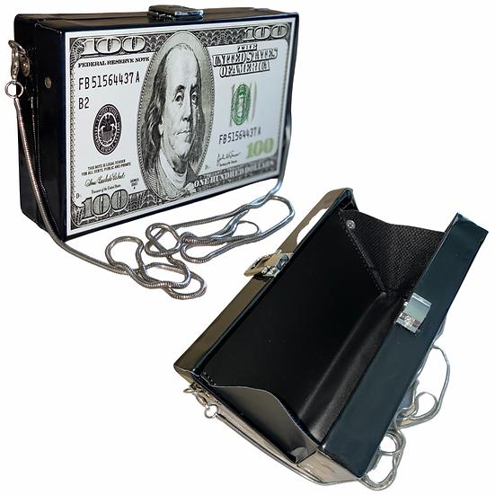 Dollar clutch