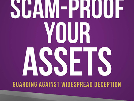 Scam-Proof Your Assets Book Review