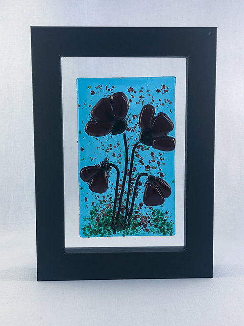 Glass Poppy Picture
