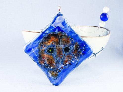 Masked Owl Suncatcher