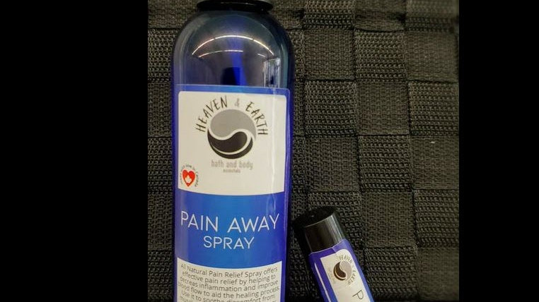 Pain Spray
