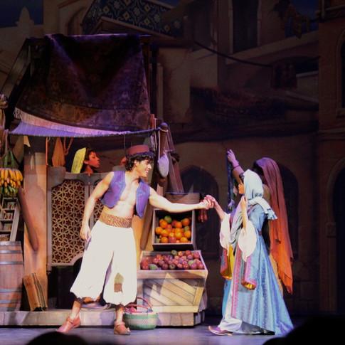 Aladdin Disney Cruise Line