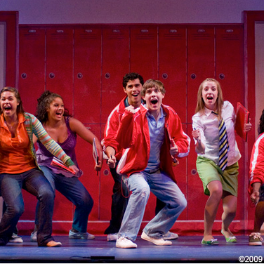 High School Musical 2 Music Theatre of Wichita