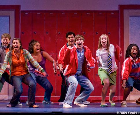 High School Musical 2 Music Theatre of Wichita