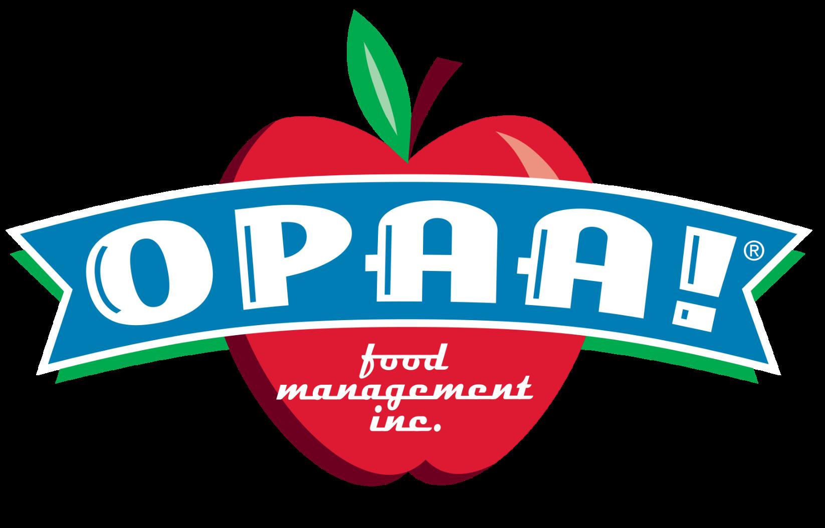 Opaa Food Management, Inc