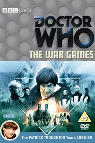 DVD: Second Doctor (Patrick Troughton)
