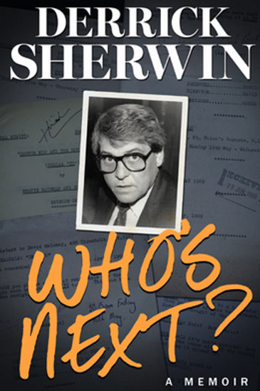 Derek Sherwin: Who's Next (Autobiography)