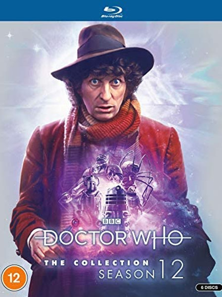 Doctor Who The Collection Series 12  Blu-ray (Standard Packaging)