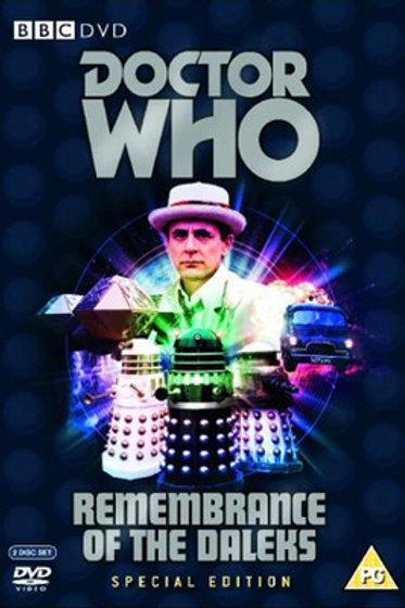 DVD: Seventh Doctor (Sylvester McCoy)