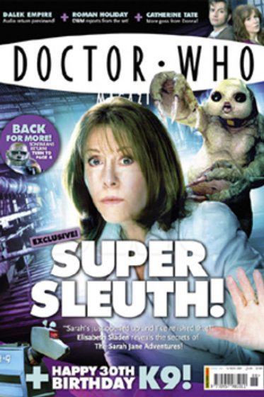 Doctor Who Magazine issues 388-428