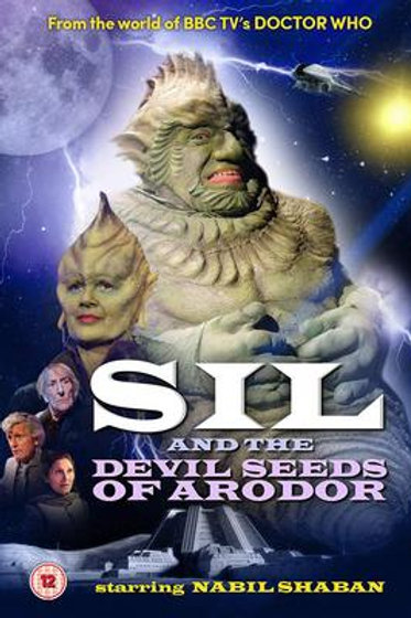 Sil and the Devil Seeds of Arador DVD (multi signed insert)