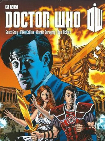 Doctor Who Graphic Novels