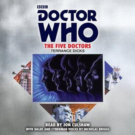 Doctor Who Classic Audio Book CD (E-L)