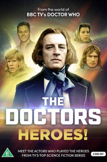 Mythmakers Interviews: The Doctors (DVD)