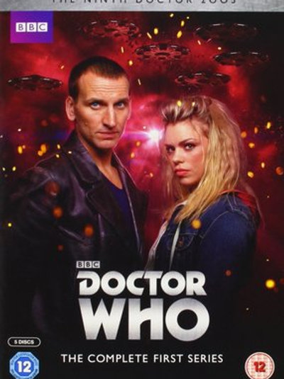 DVD: Ninth and Tenth Doctor