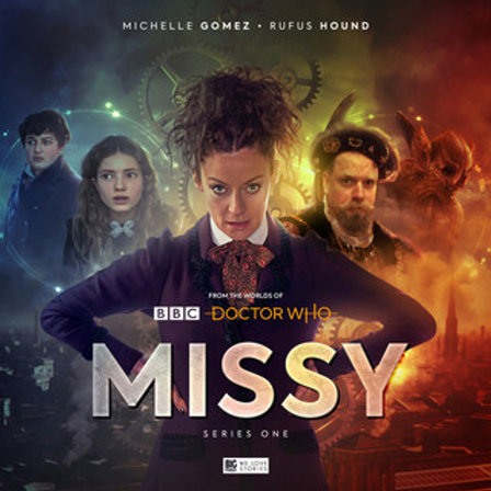Missy Series 1 CD Box Set