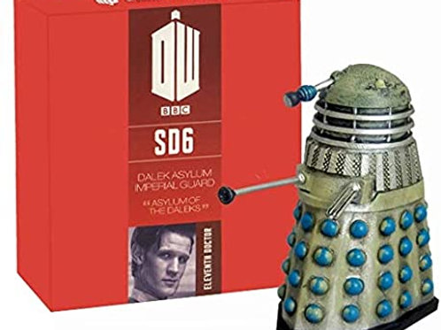 Doctor Who Figurine Collection Rare Dalek