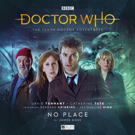 Tenth Doctor Audio Adventure CD  (David Tennant)