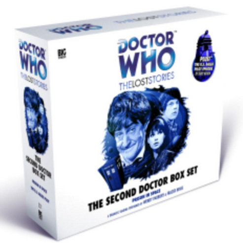 Doctor Who Lost Stories CD range