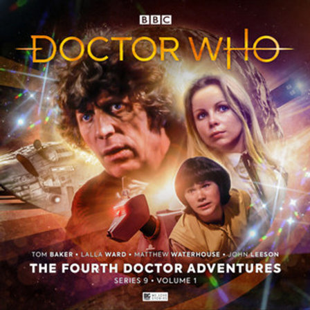 Fourth Doctor Adventures CD Box Sets