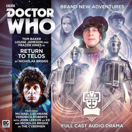 Fourth Doctor Audio Adventures CD (Series 4)
