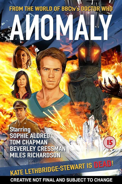 Anomaly DVD