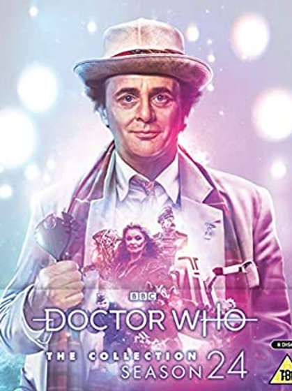 Doctor Who The Collection Series 24 Bluray