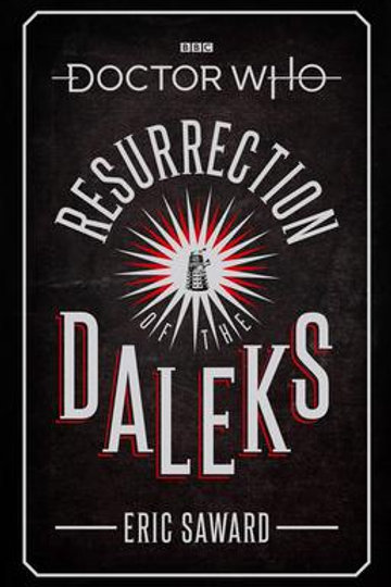 Resurrection of The Daleks hardcover